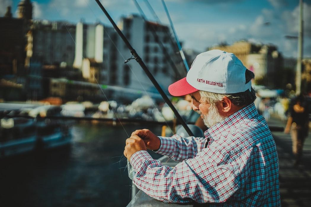 Säkerhet överlag under fisket
