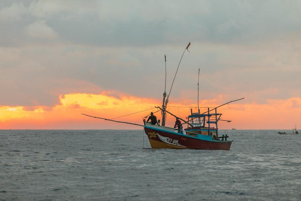 Fiska på privat mark
