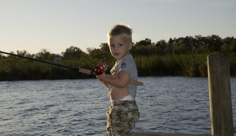 Fiske som lek och spel